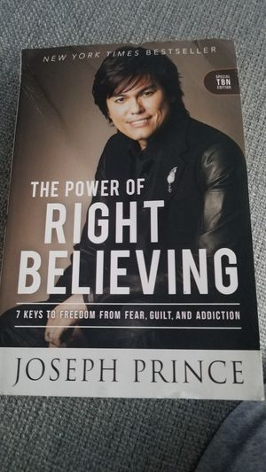 The power of right believing book for Sale in Glendora, CA