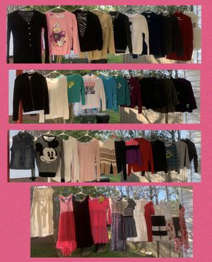 Girl clothes size 12-14(I have hundreds of items check everything here just click my profile photo) for Sale in Burlington, NC