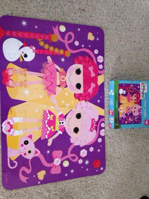 Lalaloopsy Puzzle for Sale in Apopka, FL