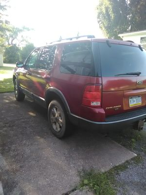 2003 Ford explore asking 800$ inspection Good needs brakes be for you can drive back light own for Sale in Hughesville, PA