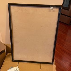 """Wooden Glass Frame for Art/Photos (19"""" (H) x 25"""" (W)) for Sale in Washington, DC"""
