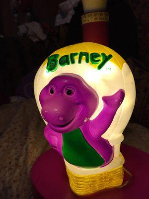 Barney Lamp (refurbished) for Sale in Roanoke, VA