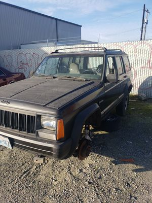 Part out jeep Cherokee for Sale in Seattle, WA