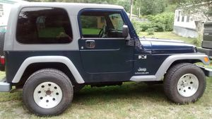 05 jeep wrangler for Sale in Newland, NC