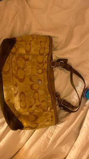Coach bag for Sale in Beaverton, OR