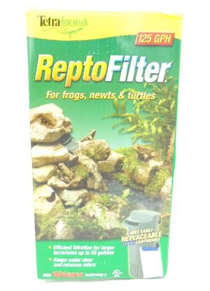 ReptoFilter Terrarium Water Filter for tanks up to 20 gallons for Sale in Modesto, CA