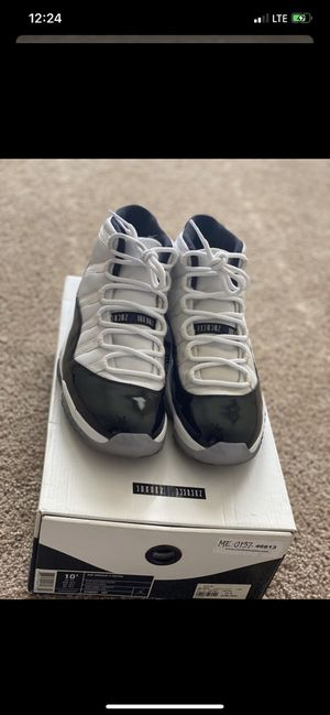 2011 concords and WT4S size 10.5 for Sale in Fort Worth, TX