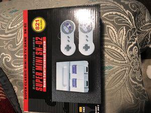 Snes Super Nintendo console for Sale in Denver, CO
