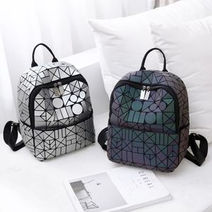 GEOMETRIC LUMINOUS BACKPACK TRAVEL BAGS for Sale in Elk Grove Village, IL