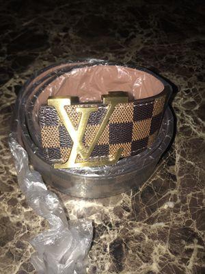 Louis Vuitton monogram belt for Sale in Nashville, TN