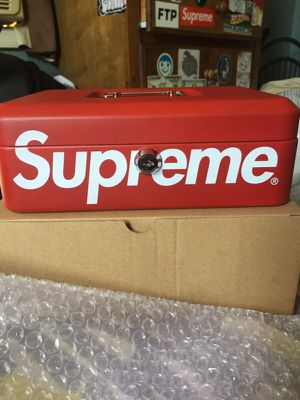 Supreme lock box for Sale in Los Angeles, CA