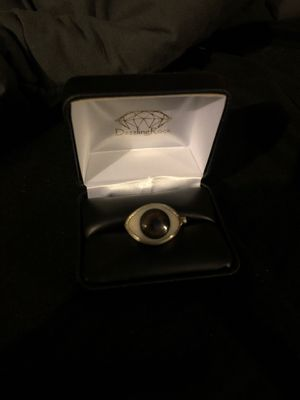 Dazzling rock- Brown Eye ring for Sale in Colleyville, TX