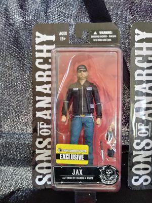 SOA Jax Teller 6 inch Action Figure for Sale in Boyertown, PA