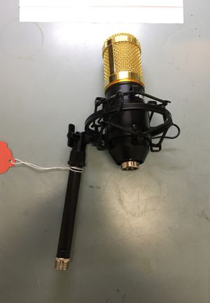 Zing you microphone xlr pro audio recording BCP008123 for Sale in Huntington Beach, CA