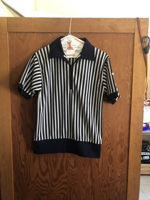 Ladies vintage referee shirt for Sale in Glendale, CA