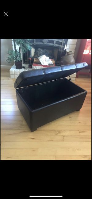 Storage Ottoman for Sale in San Ramon, CA