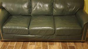 Leather sofa for Sale in Santa Rita, AZ