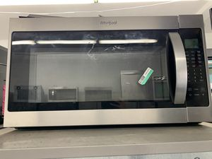 WHIRLPOOL MICROWAVE for Sale in Garden Grove, CA