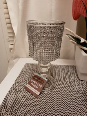 Bling Candle holder or candy dish for Sale in NEW PRT RCHY, FL