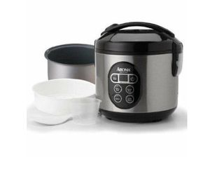Aroma digital rice cooker 4 cups for $40 for Sale in Oklahoma City, OK