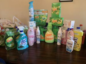 Personal care/ laundry bundle for Sale in Philadelphia, PA