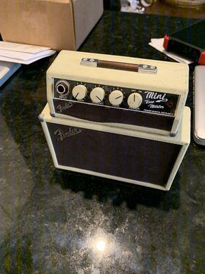 Fender Mini-Amp for Sale in St. Petersburg, FL