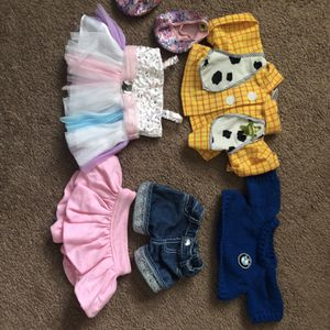 Build A Bear Clothes for Sale in Vancouver, WA