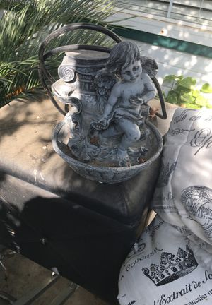 Small water fountain $15 for Sale in Bakersfield, CA