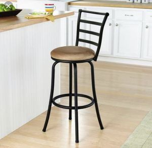Tan Bar Stool Kitchen Nook Chair Set for Sale in Renton, WA