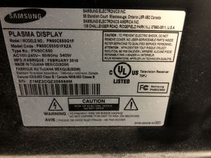 Samsung 50 inch plasma tv without stand for Sale in Cave Creek, AZ