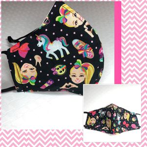 Jojo Siwa Bow Cloth Face Mask for Kids for Sale in Grand Prairie, TX