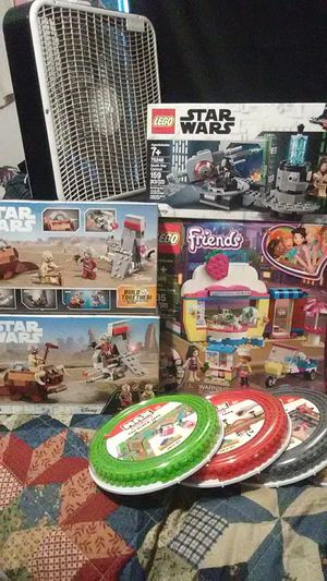 Brand new Legos and MAX TOY block tape for Sale in Fresno, CA