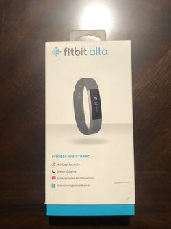 Fitbit Alta for Sale in Charlotte,  NC