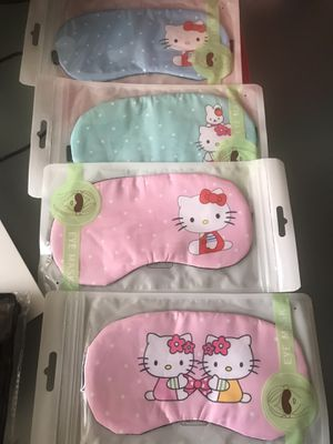 Hello kitty eyes masks for Sale in Brooklyn, NY