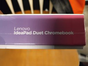 Lenovo Ideapad Duet (chromebook) 2 in 1 for Sale in Corona, CA