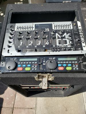 DJ system for Sale in San Bernardino, CA