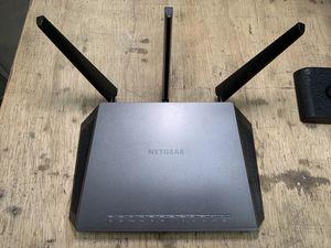 WiFi Netgear nighthawk AC1900 in box for Sale in Placentia, CA