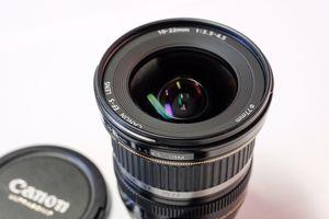 Canon EF-S 10-22mm f/3.5-4.5 USM Zoom Lens for Sale in Orlando, FL