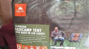 Camping Tent, Ozark Trail Room for Twelve for Sale in East Point, GA