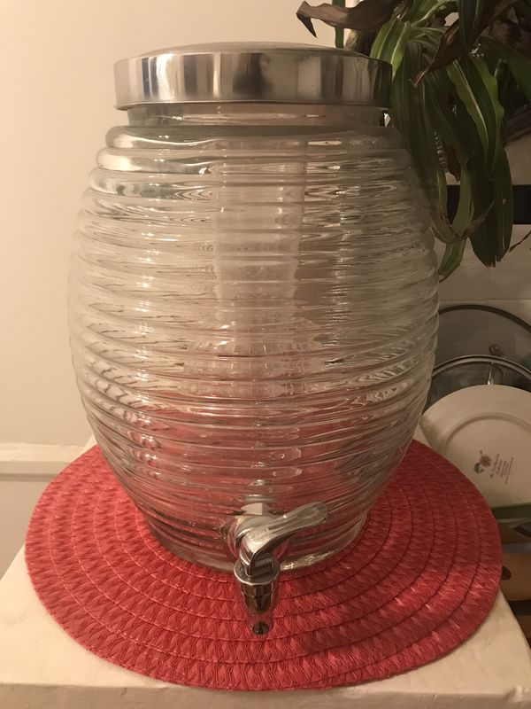 Water/Drink Container with flavor diffuser included - Detachable