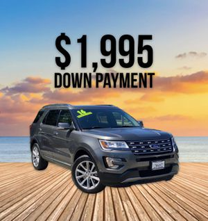 2016 FORD EXPLORER LIMITED for Sale in Londonderry, NH