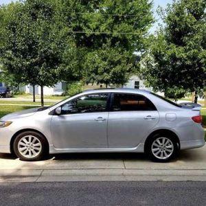 2009 Toyota Corolla S Small for Sale in Felton, CA