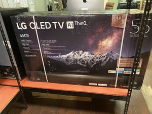 55 INCH LG OLED C9 AI THIN Q SMART 4K BRAND NEW HUGE SALE TVS 2019 for Sale in Alhambra, CA