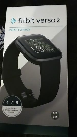 Fitbit versa 2 for Sale in Williamsport, PA