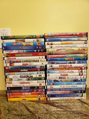 Kid's movie's for Sale in Quincy, MA