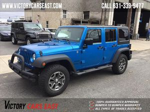 2015 Jeep Wrangler Unlimited for Sale in Huntington, NY