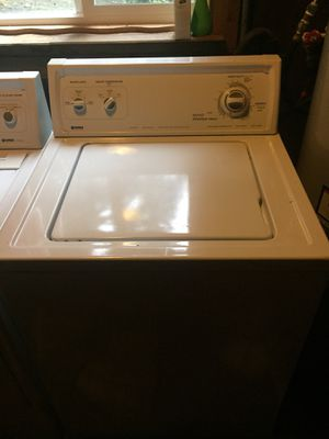 Kenmore Washer & Dryer for Sale in Index, WA