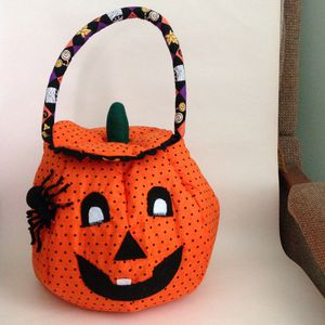 Used, Pumpkin candy bag Hand crafted New for Sale for sale  La Puente, CA