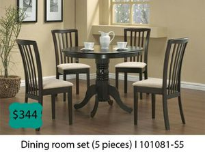 Dinning room set 5 pieces for Sale in Diamond Bar, CA