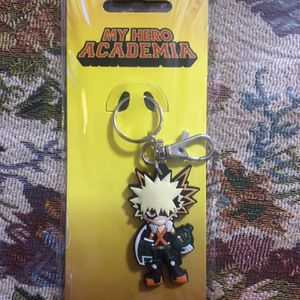 My Hero Academia Bakugo Keychain for Sale in Whittier, CA